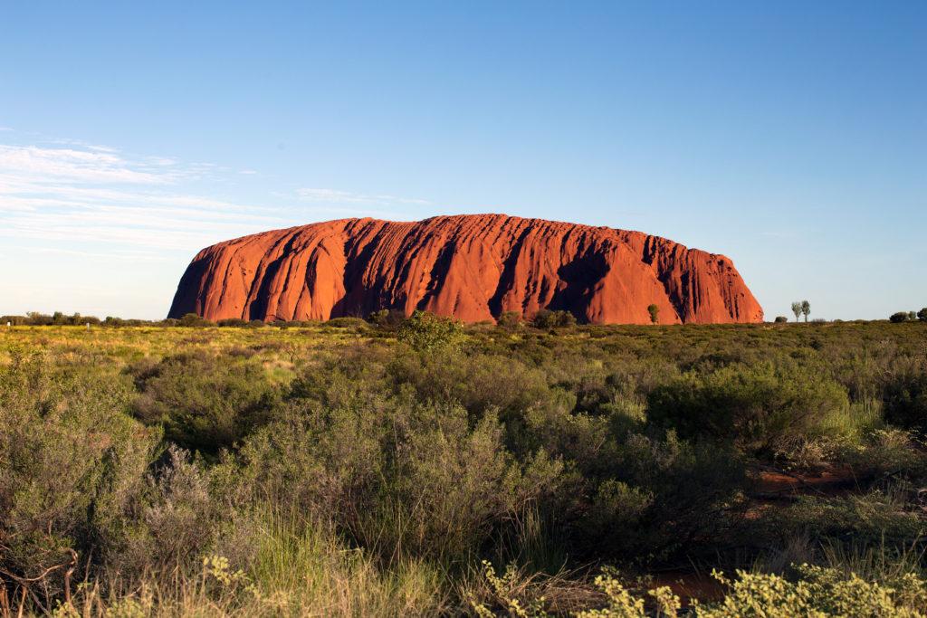 Uluṟu of Ayers Rock