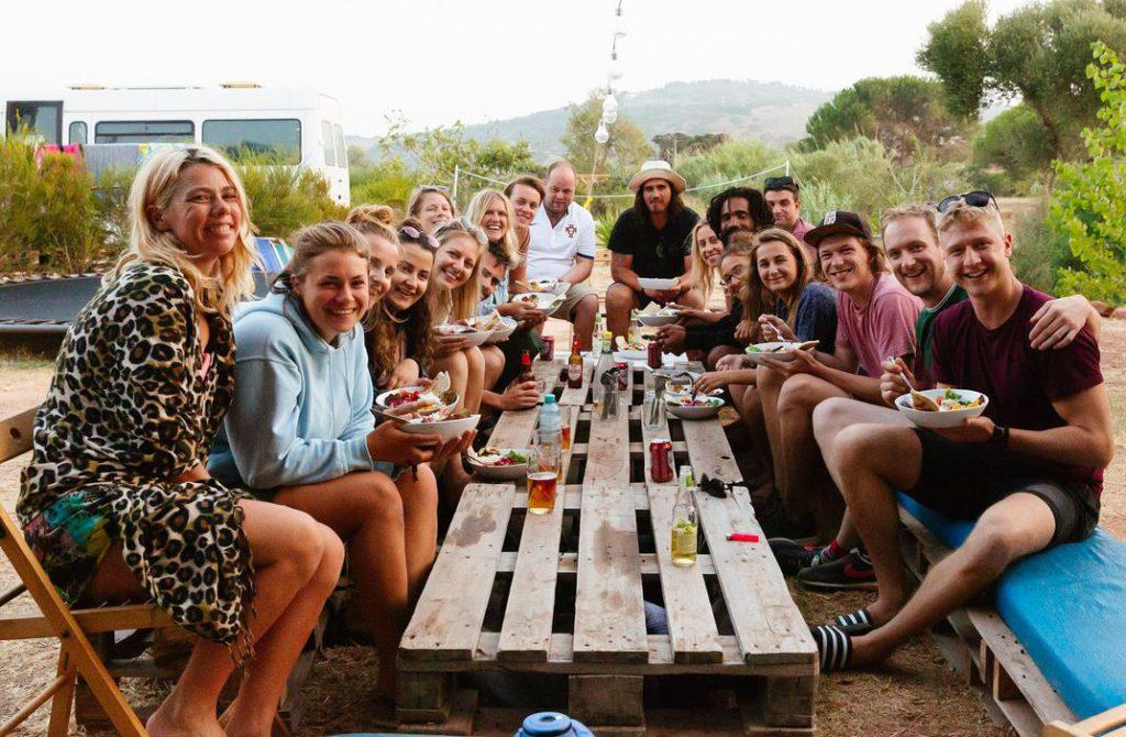 Groepsreis, Algarve