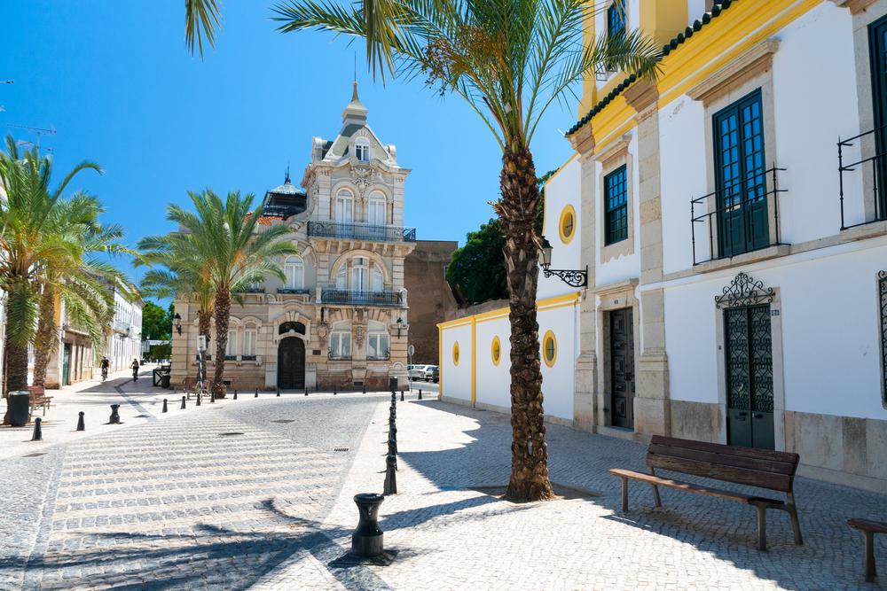 De kleurrijke straten van Portugal