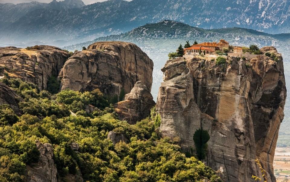 Groepsreis in Meteora
